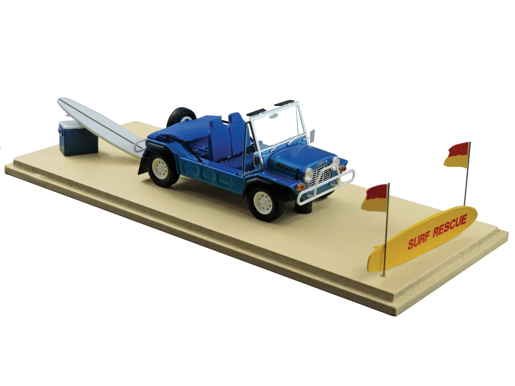 Mini Moke – Californian – Blue