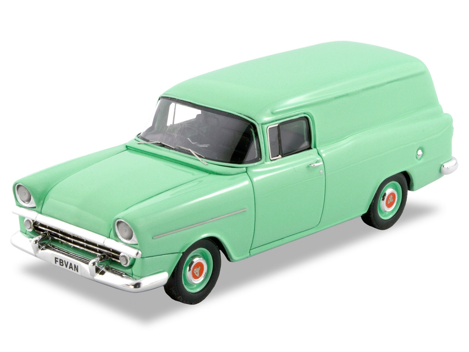 1960 FB Panel Van – Glade Green
