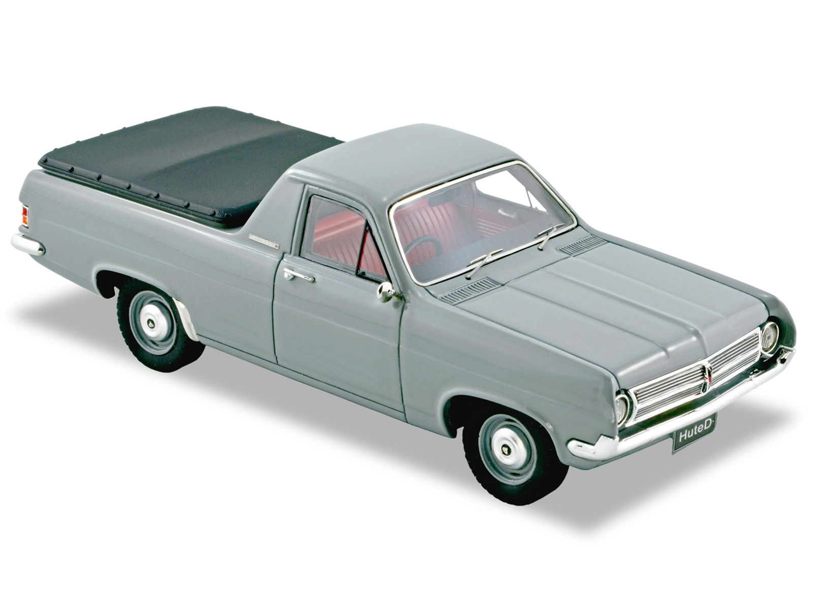 1965-66 HD Ute – Pemberton Grey