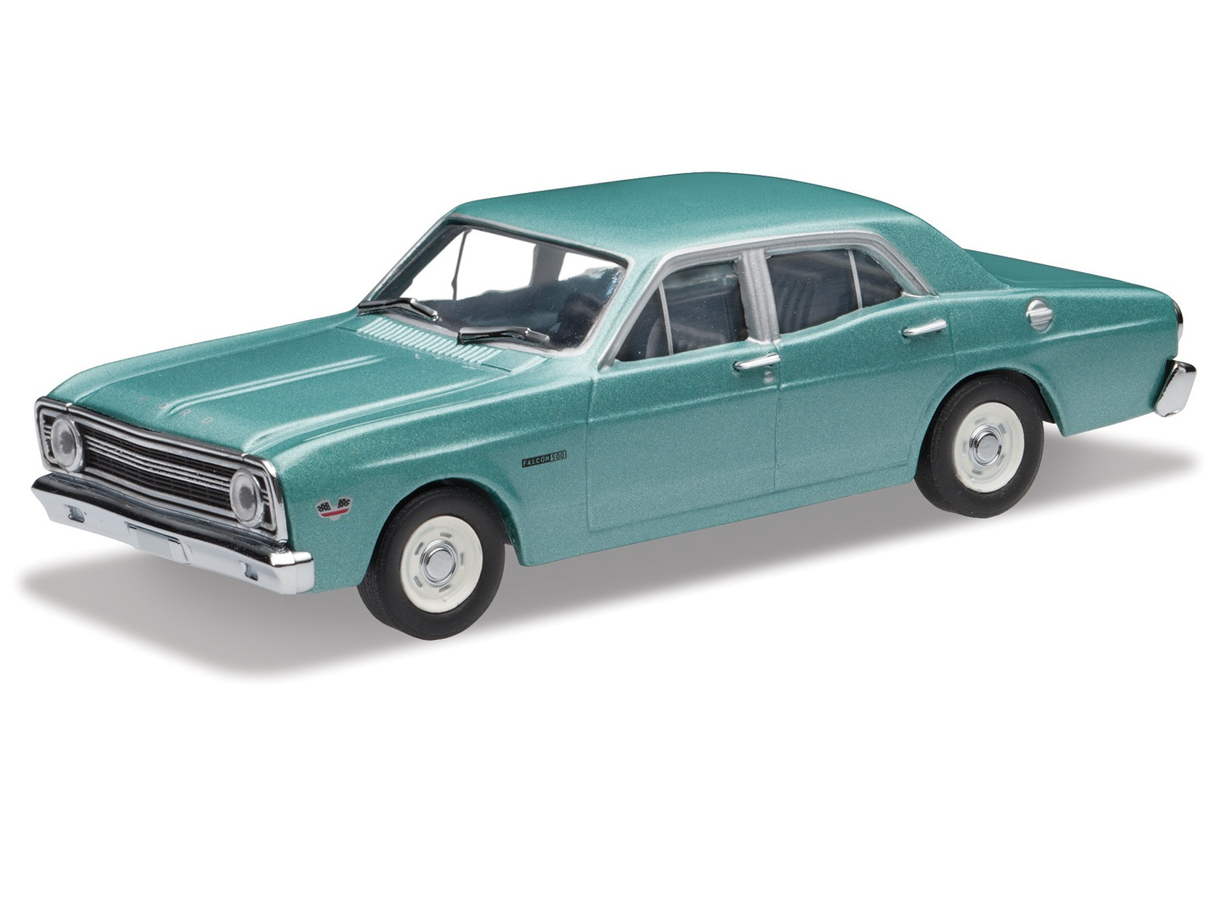 1966 Ford XR Falcon – Velvet Green Metallic