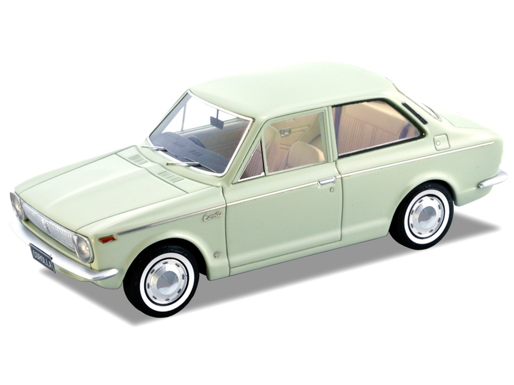 Toyota Corolla – Chartreuse Green