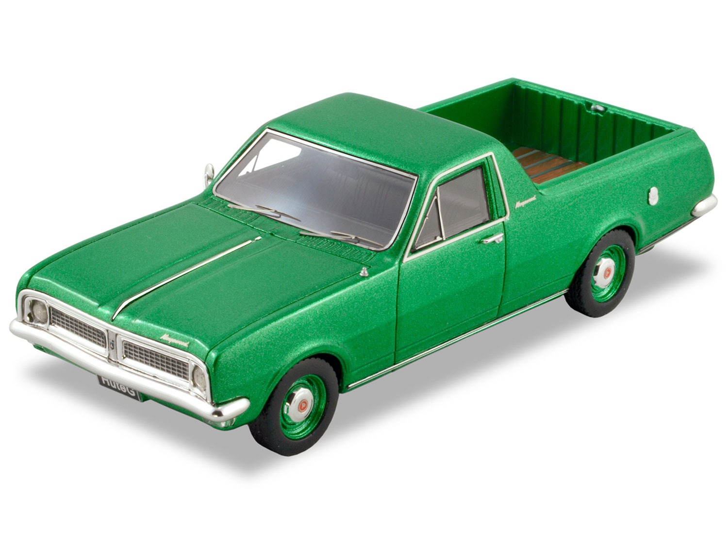 1969 Australia's Own HG Ute – Lakeside Green