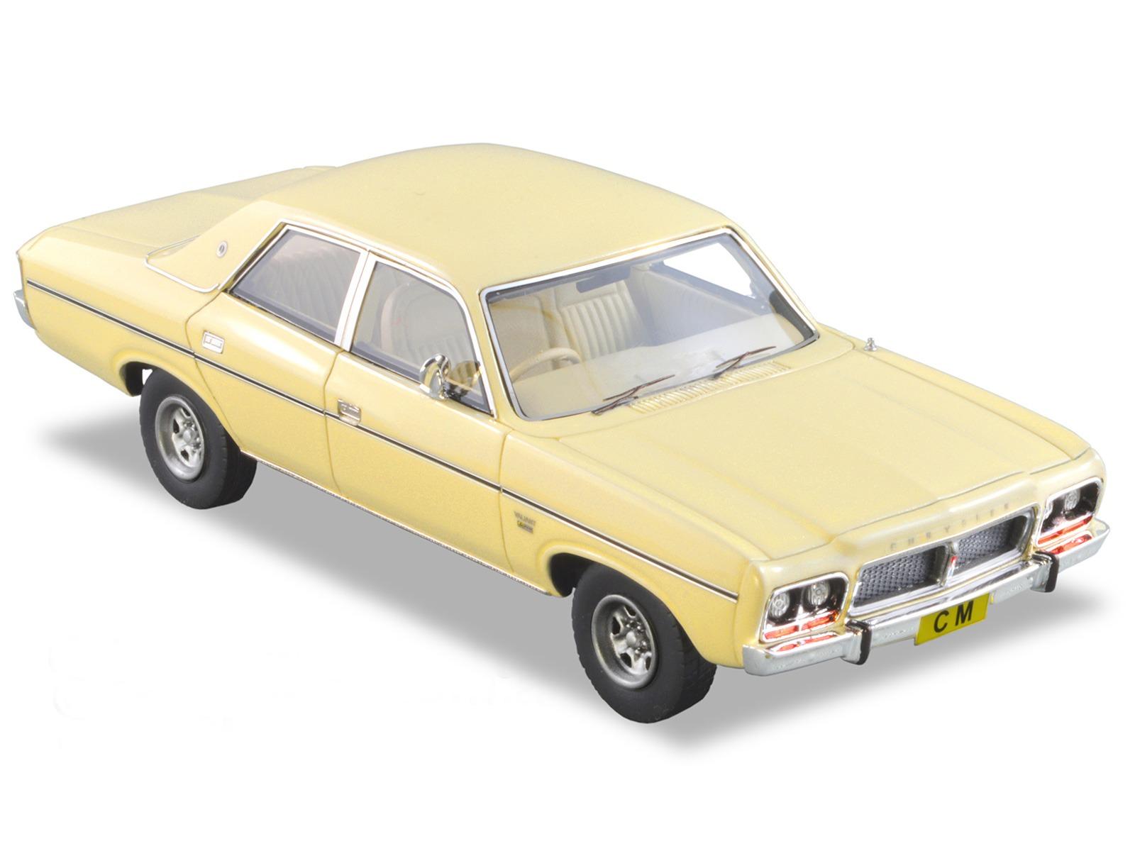 1981 CM Valiant – Classic Yellow