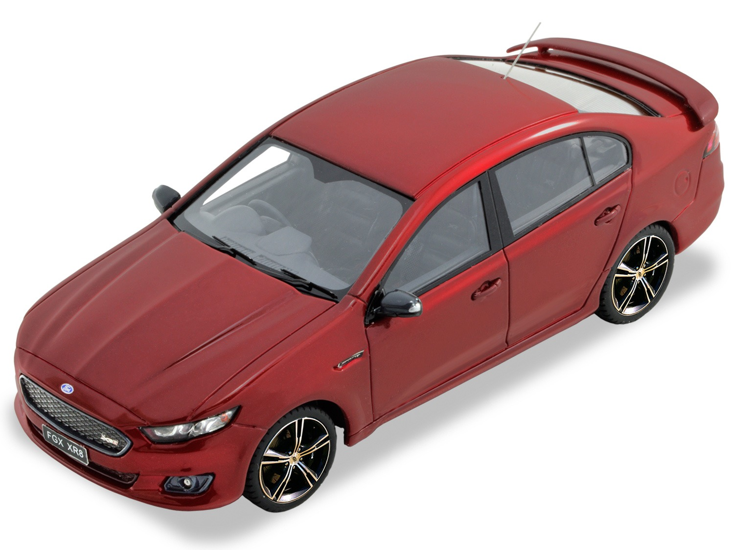 Ford FGX MKII XR8 – Emperor (Red)