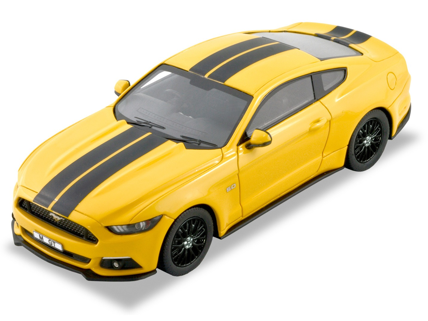 2016 Ford Mustang GT – Triple Yellow