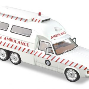 Extra Care To Be Taken Upon Removing The Display Case Lid Of HJ 6 Wheel Ambulance (TRR84)