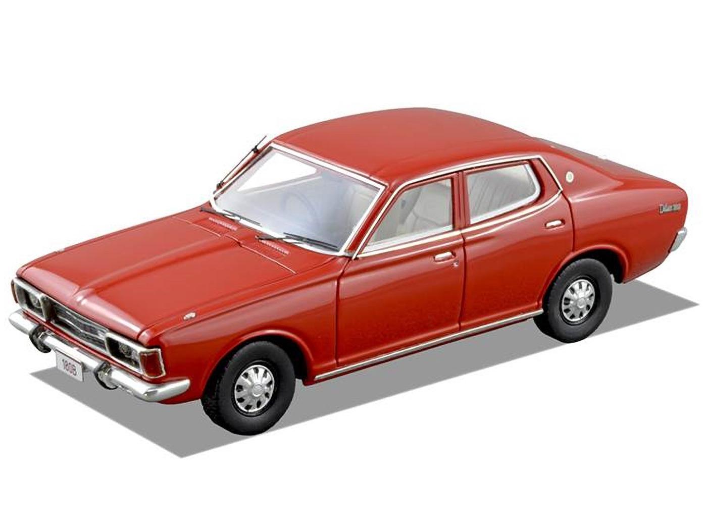 Datsun 180B – Red