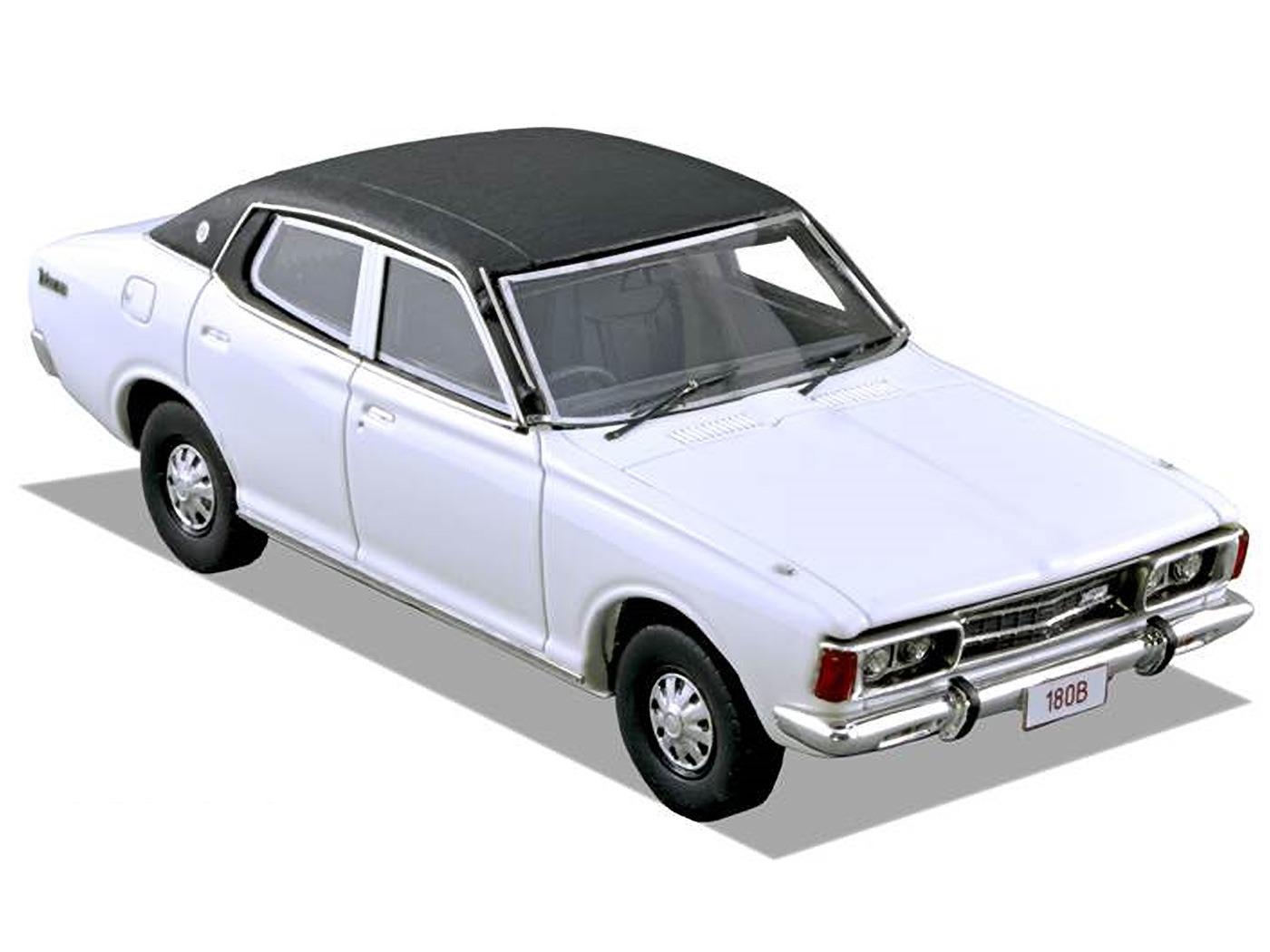 Datsun 180B – White / Black