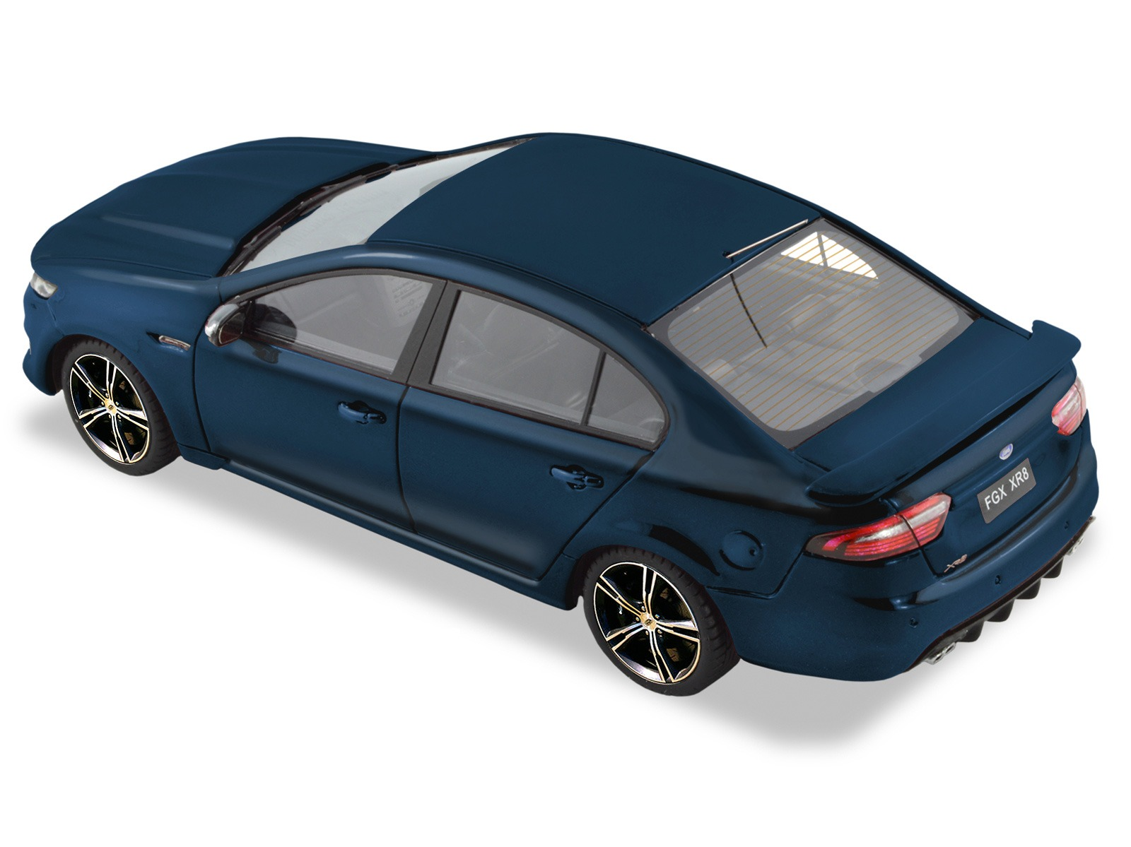 Ford FGX XR8 – Vanish (Blue)