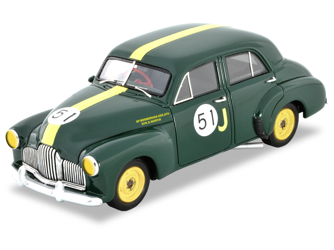 48-215 FX – British Racing Green – Spencer Martin, 51J