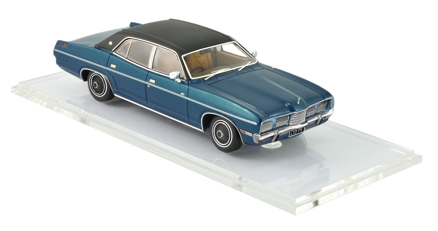 Ford LTD P5 – Apollo Blue