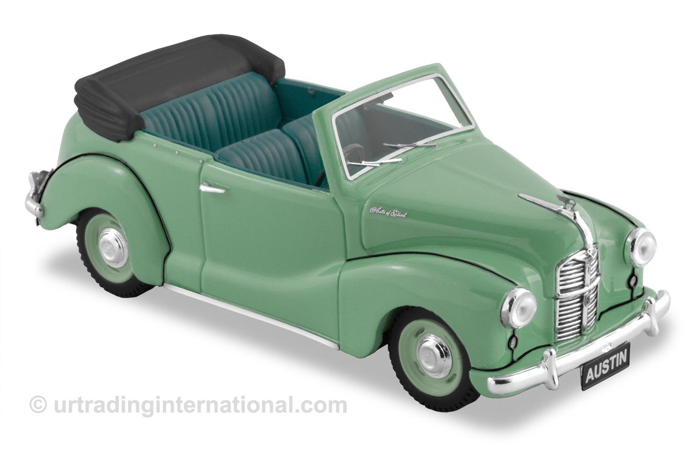 Austin A40 Tourer – Mist Green