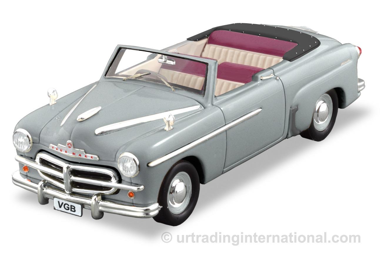 Vauxhall Vagabond – Cumulus Grey