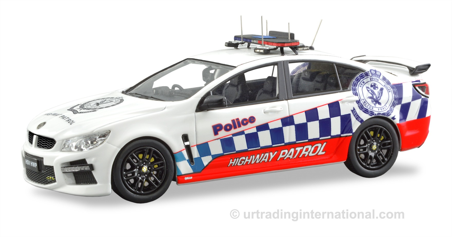 HSV GTS NSW HWP – White