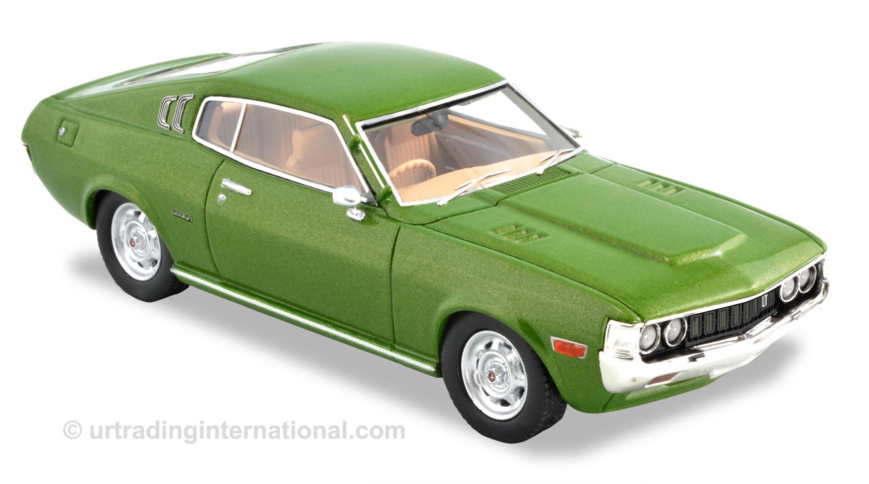 1977 Toyota Celica LT2000 – Green