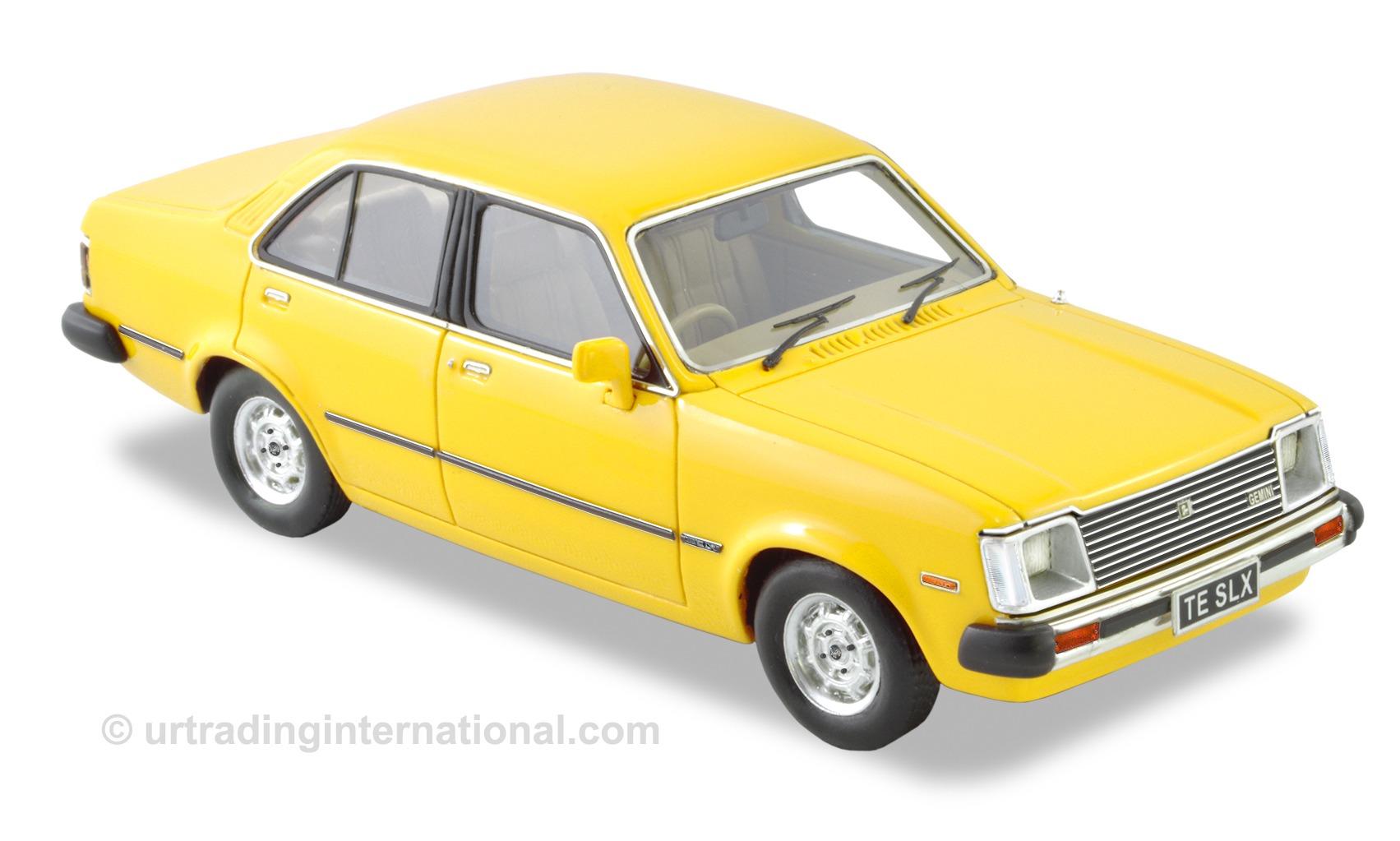 1982 TE  Gemini SL X – Buttercup