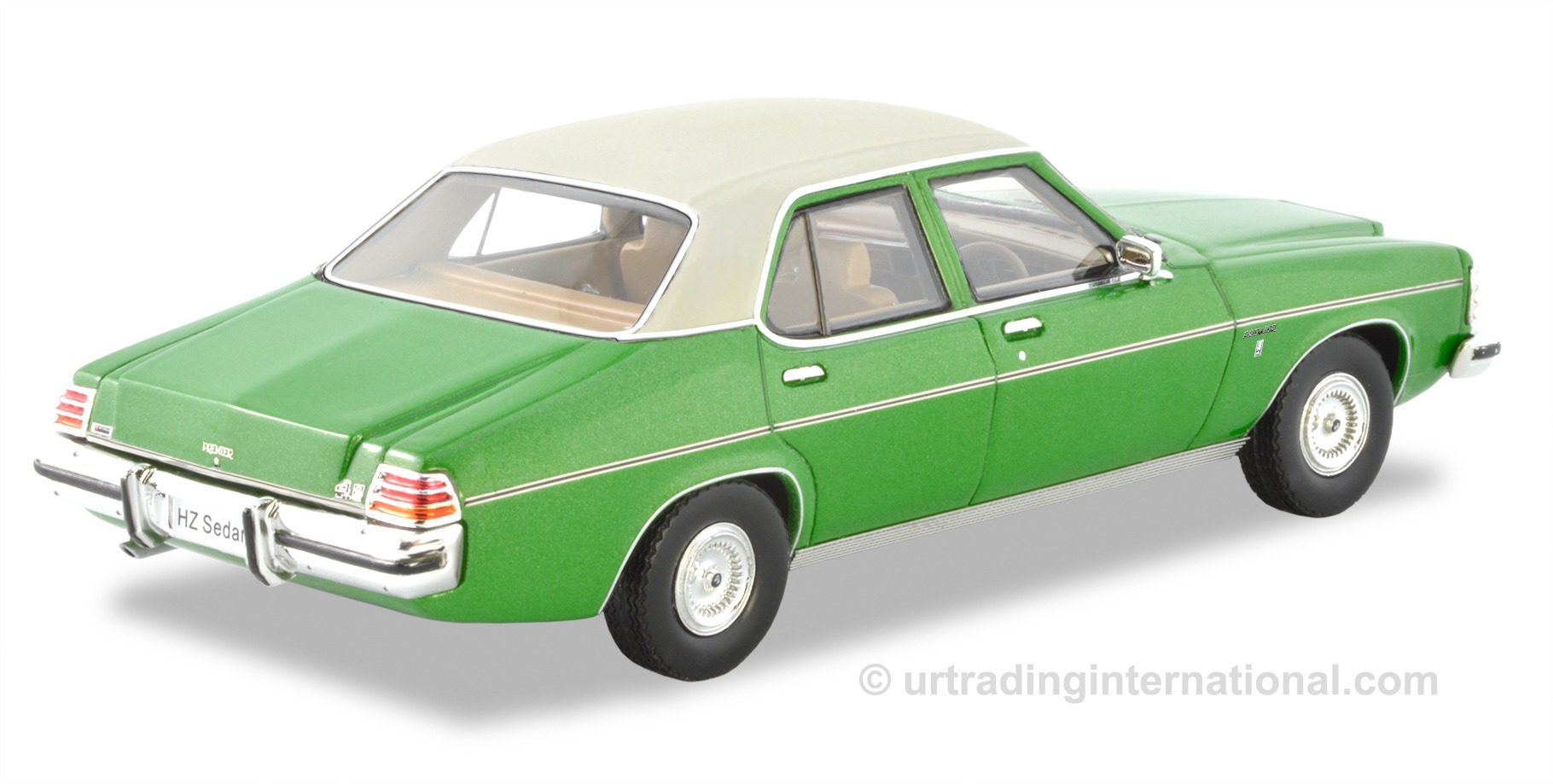 1977 Holden HZ Premier Sedan – Super Mint (Green)