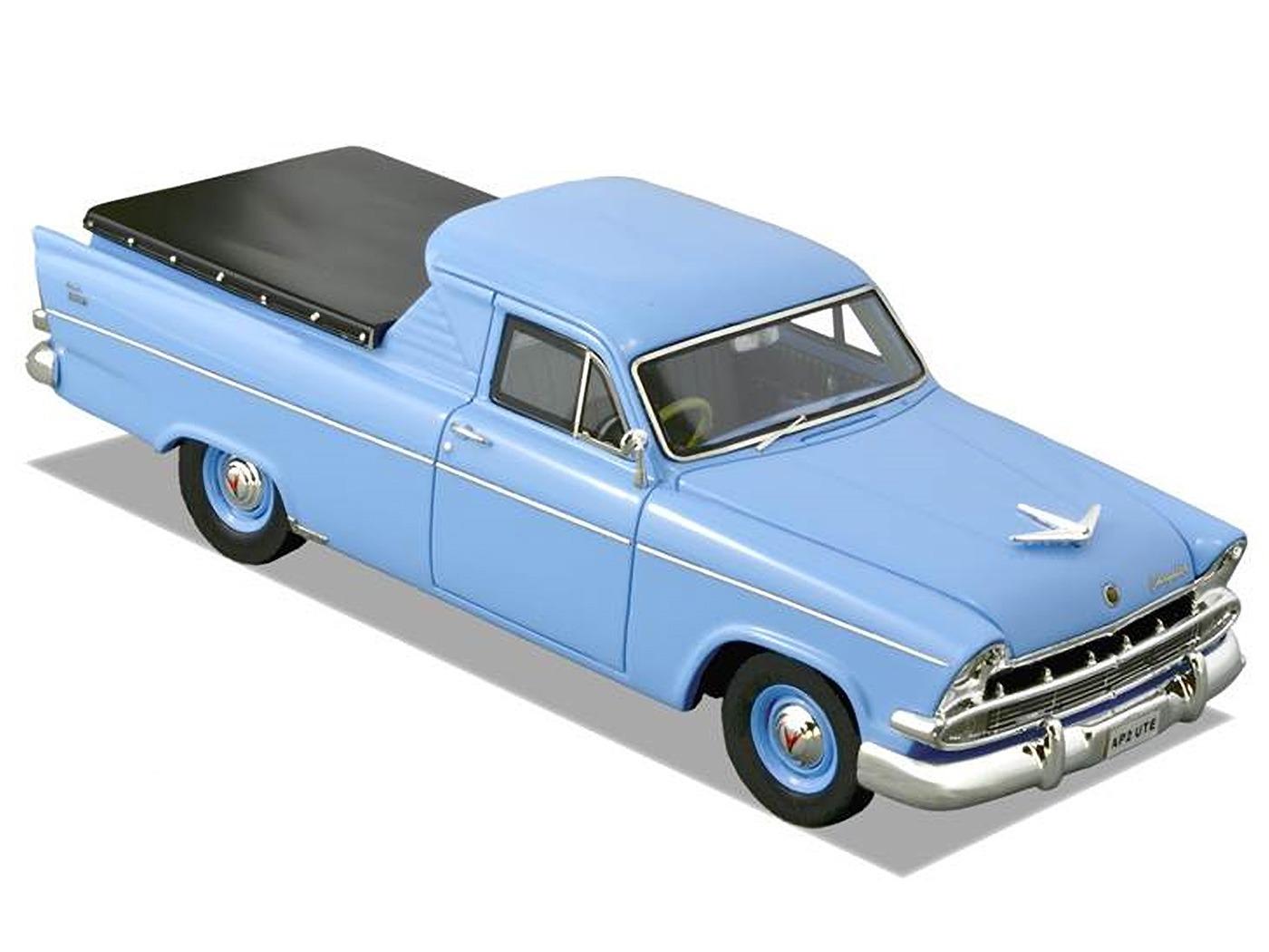 Chrysler AP2 Ute – Bedford Blue