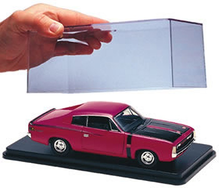 Trax 1:24 Scale Display Case