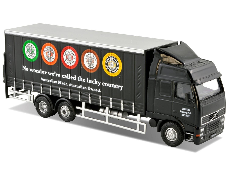 Volvo Truck – Coopers Beer – Black