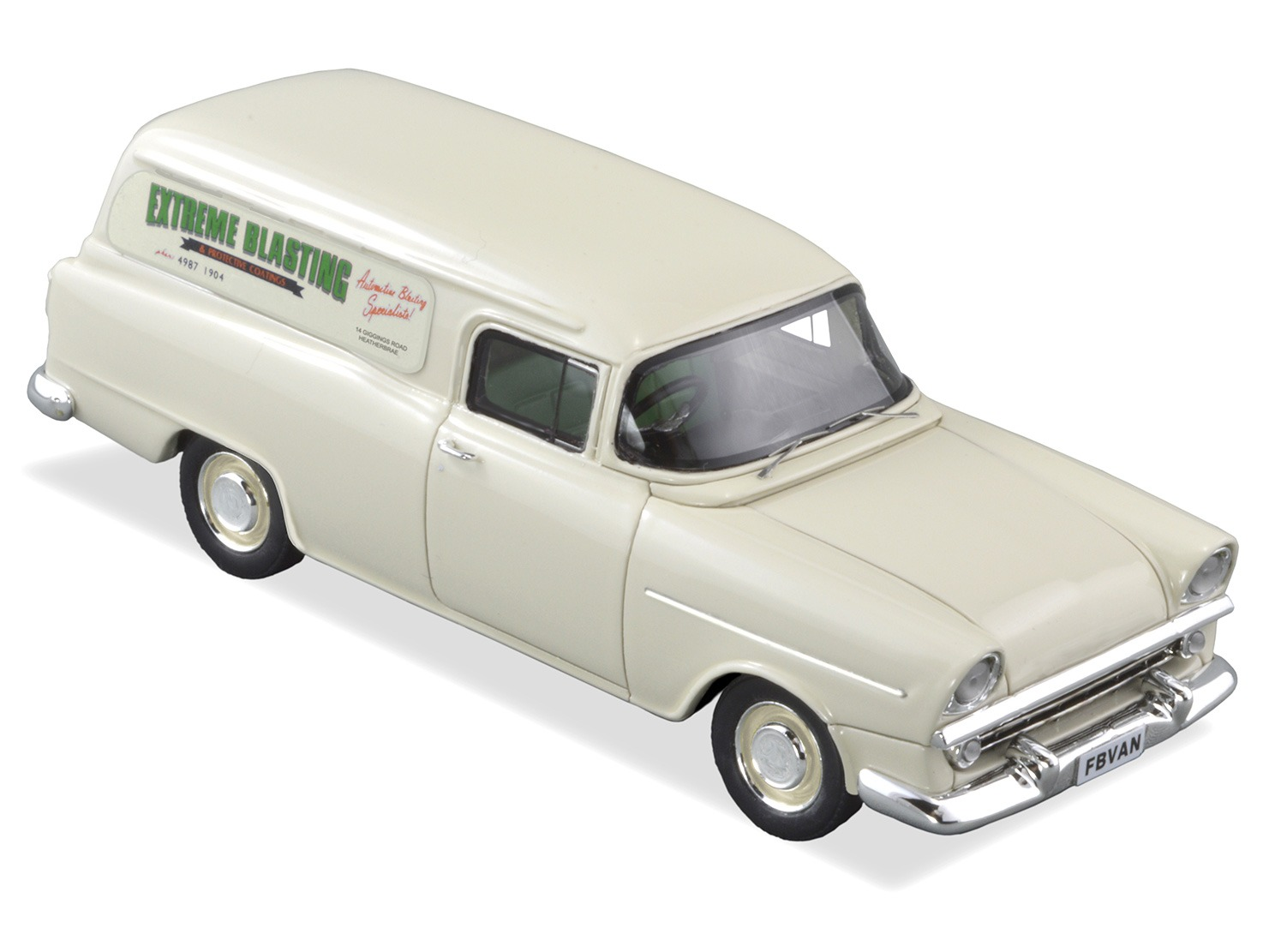 1960 FB Panel Van – Honey Cream
