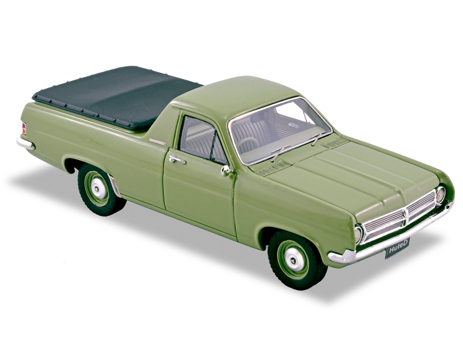 1965-66 HD Ute – Finisterre Green