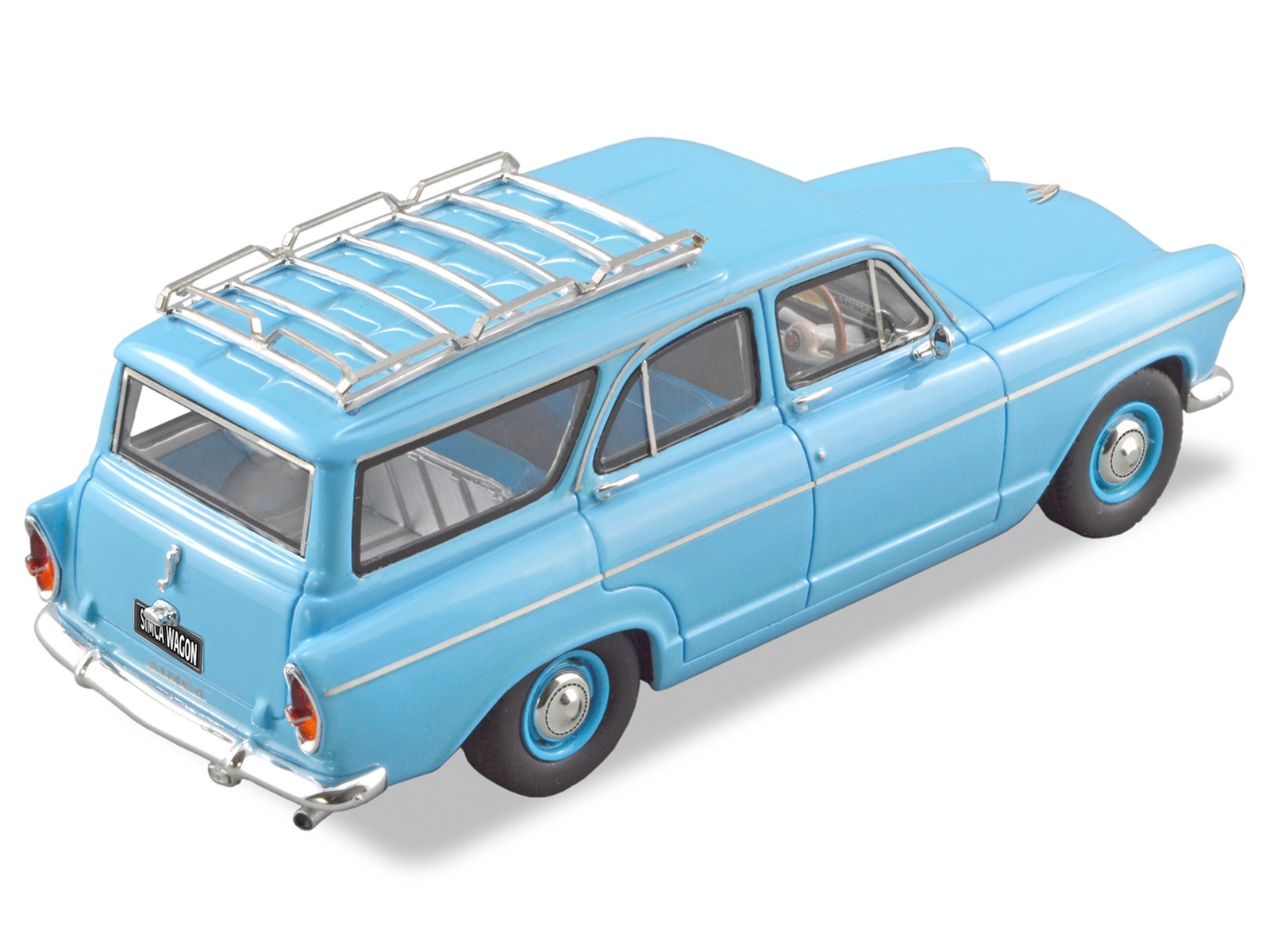 Simca Aronde Wagon – Light Blue