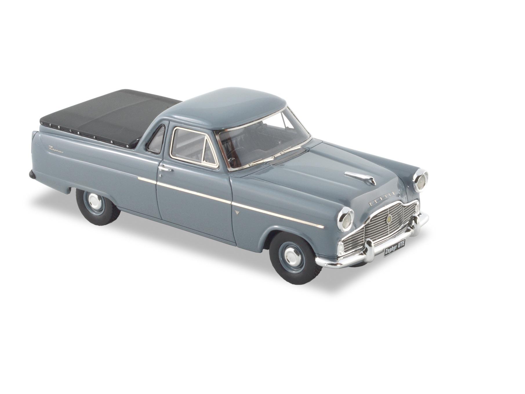 1959 Zephyr MK II Ute – Grey