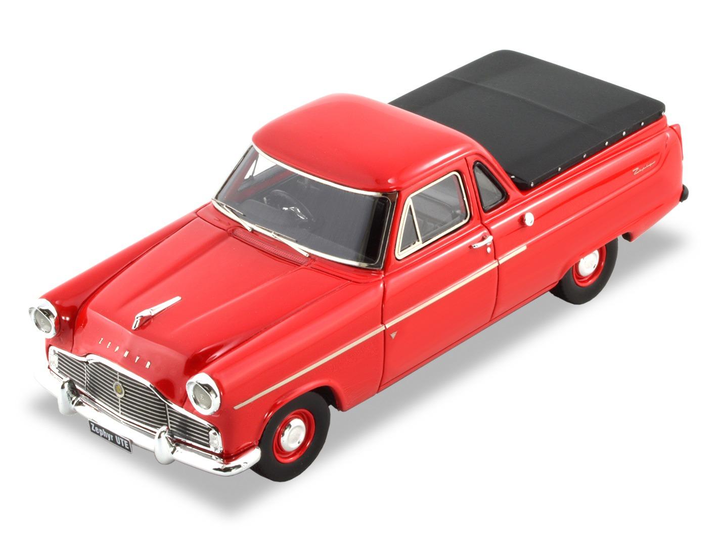 1959 Zephyr MK II Ute – Red