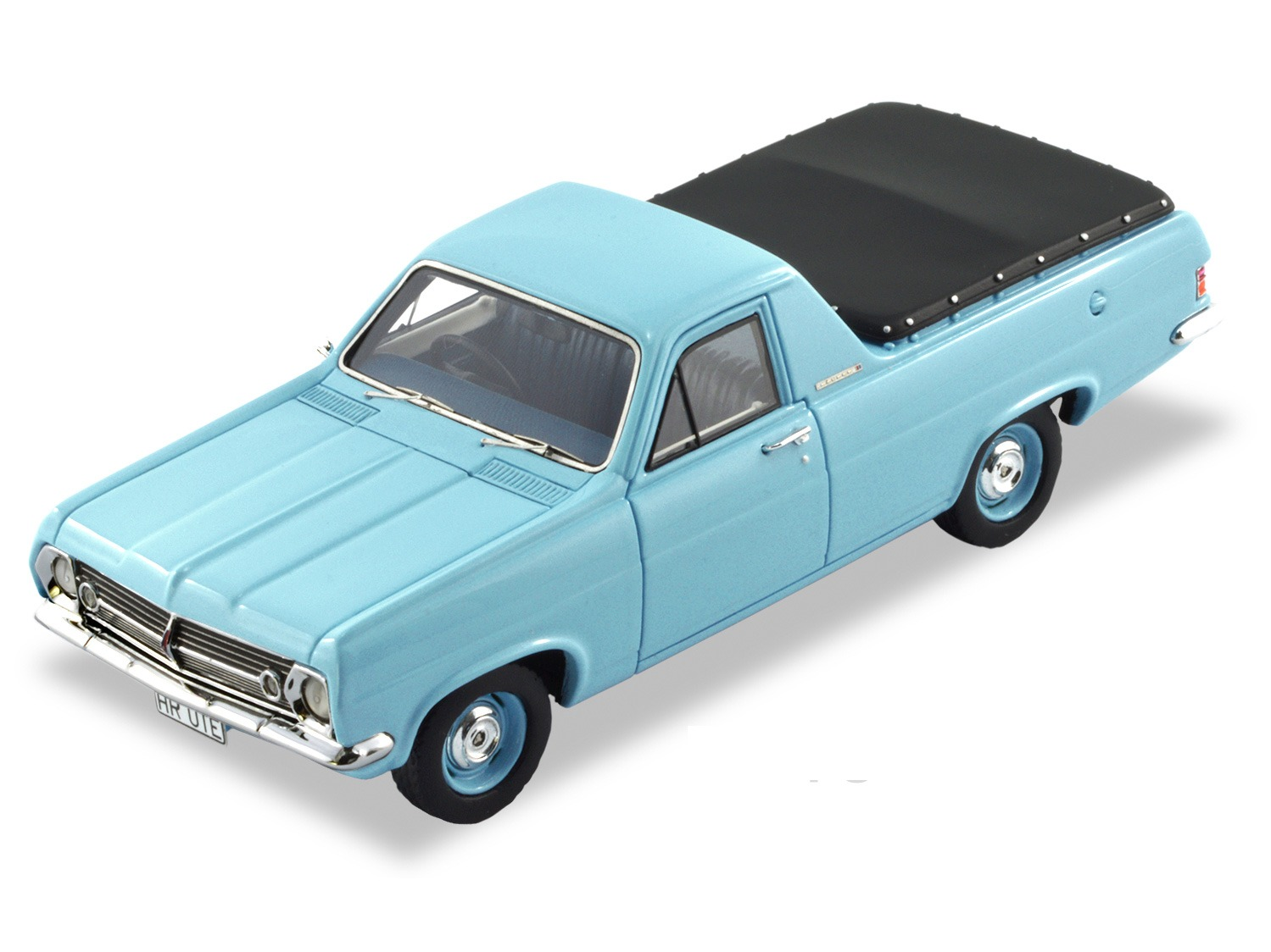 1967 HR Ute – Kurrewa Blue