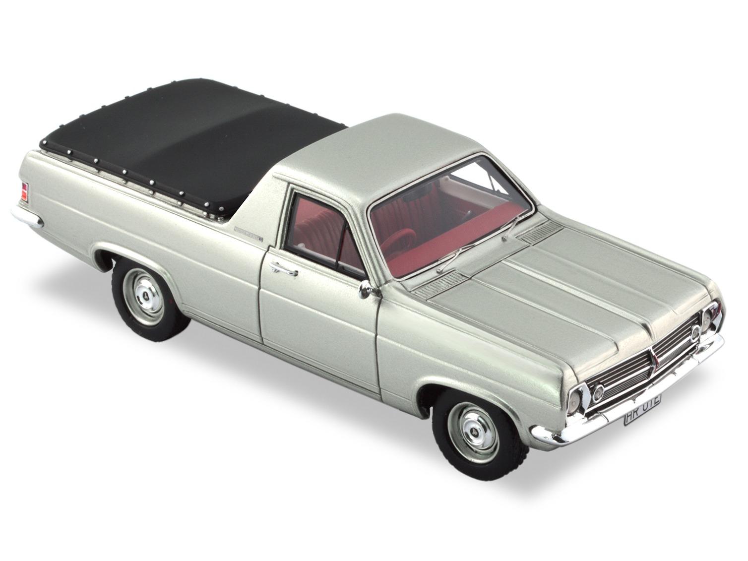 1967 HR Ute – Silver Mink