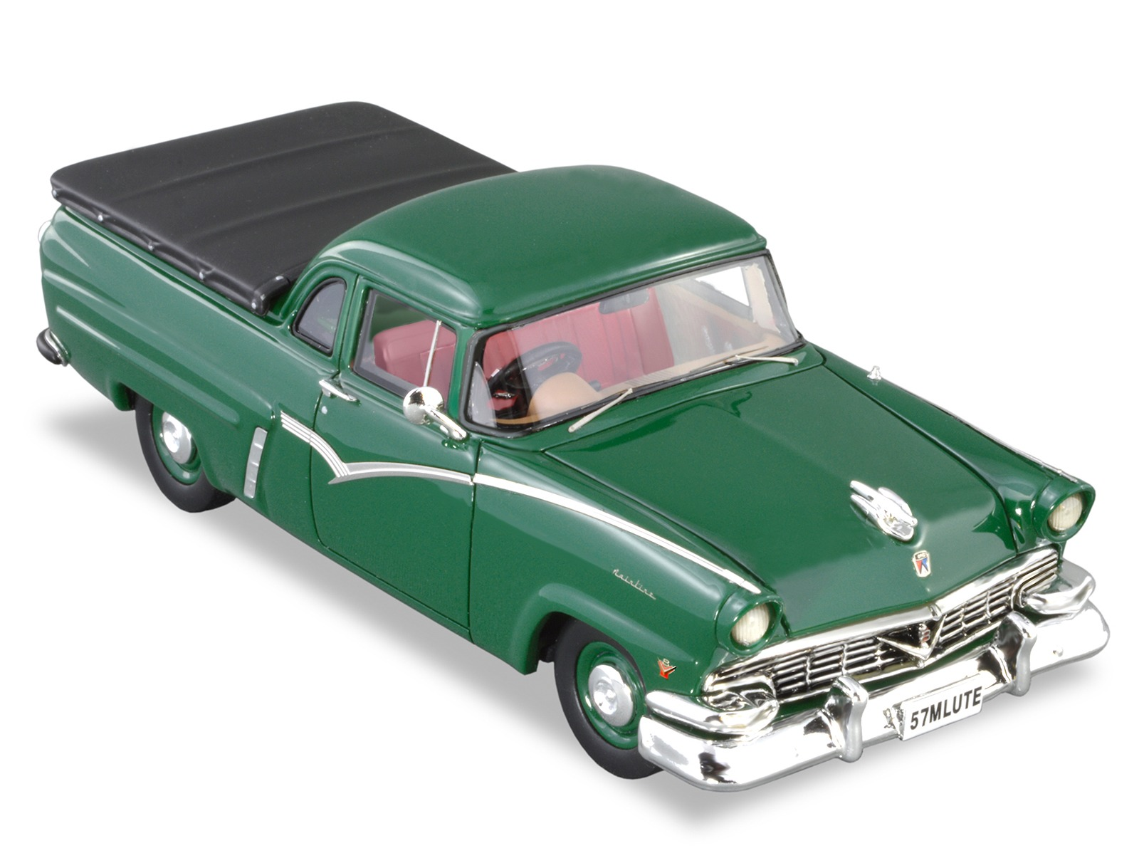 1957 Ford Mainline Ute – Dark Green