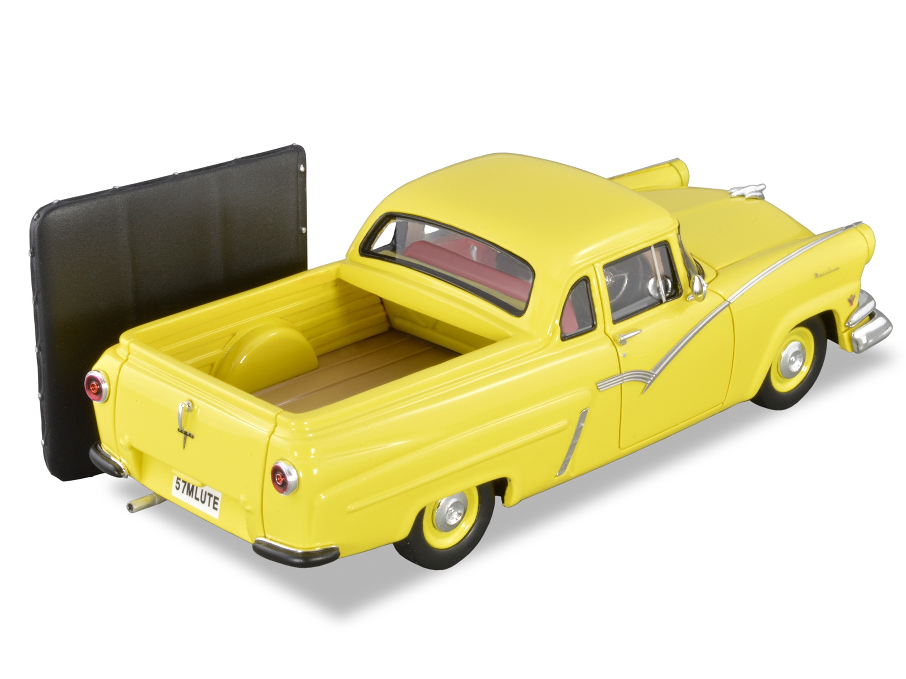 1957 Ford Mainline Ute – Yellow