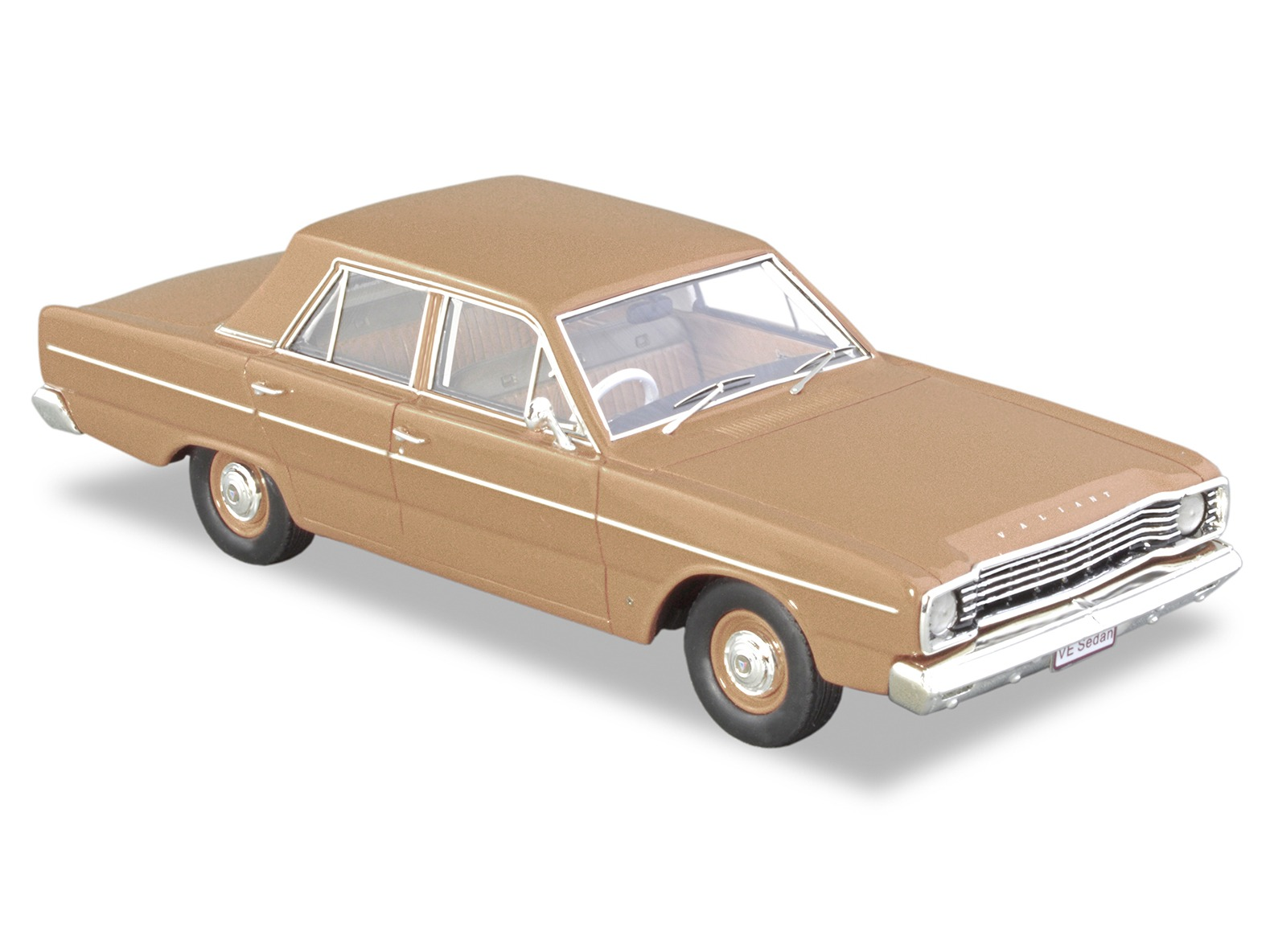 1967-69 VE Valiant Sedan – Light Tan