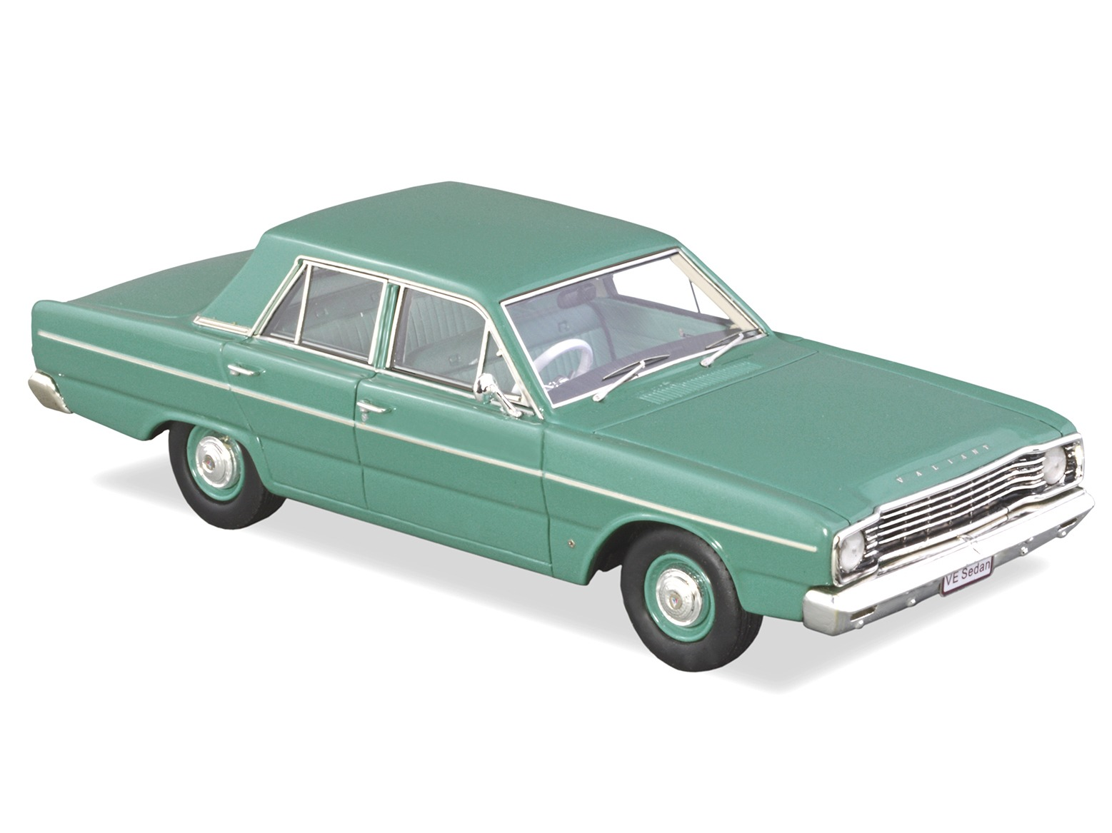 1967-69 VE Valiant Sedan – Green
