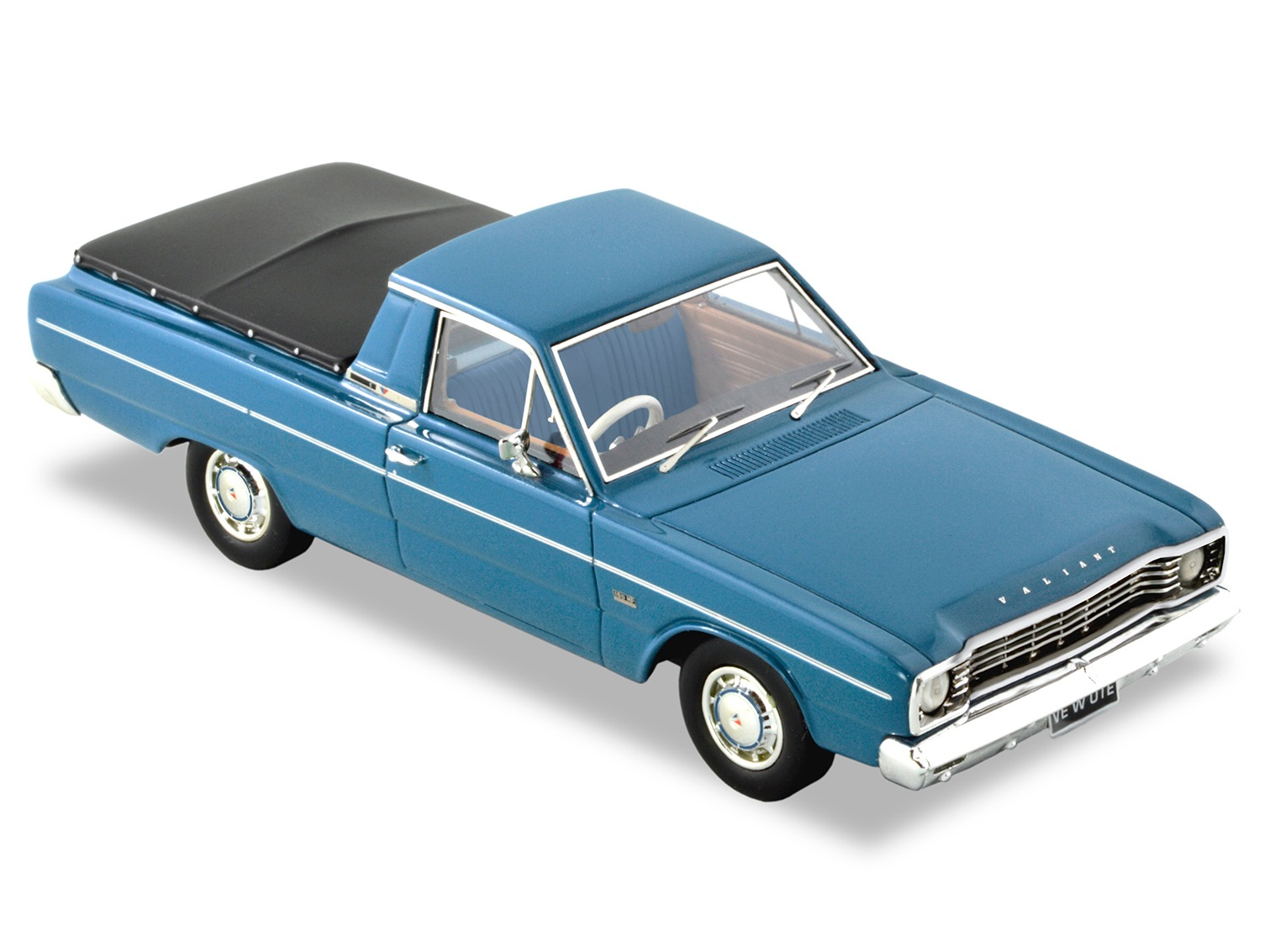 1968 VE Valiant Wayfarer Ute – Blue