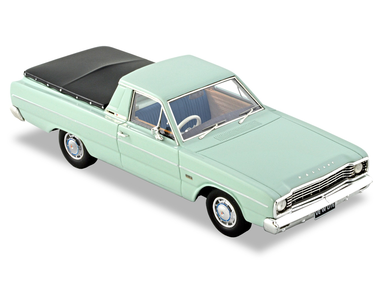 1968 VE Valiant Wayfarer Ute – Light Green