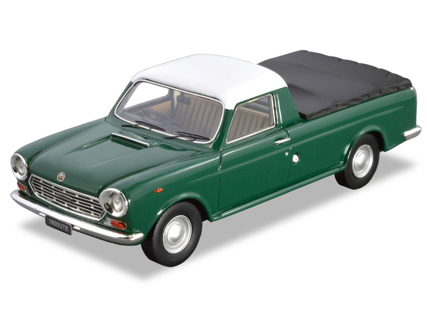 1968 Austin 1800 MKII Ute  – Green / White Roof