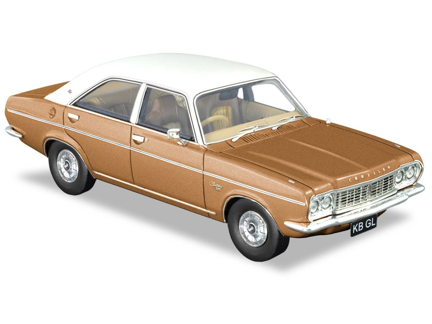 1976 KB Chrysler Centura GL – Topaz Gold / Light Roof