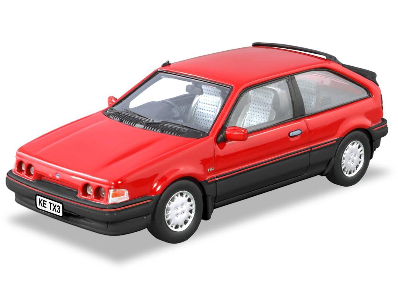 1988 Ford KE Laser TX3 – Monza Red