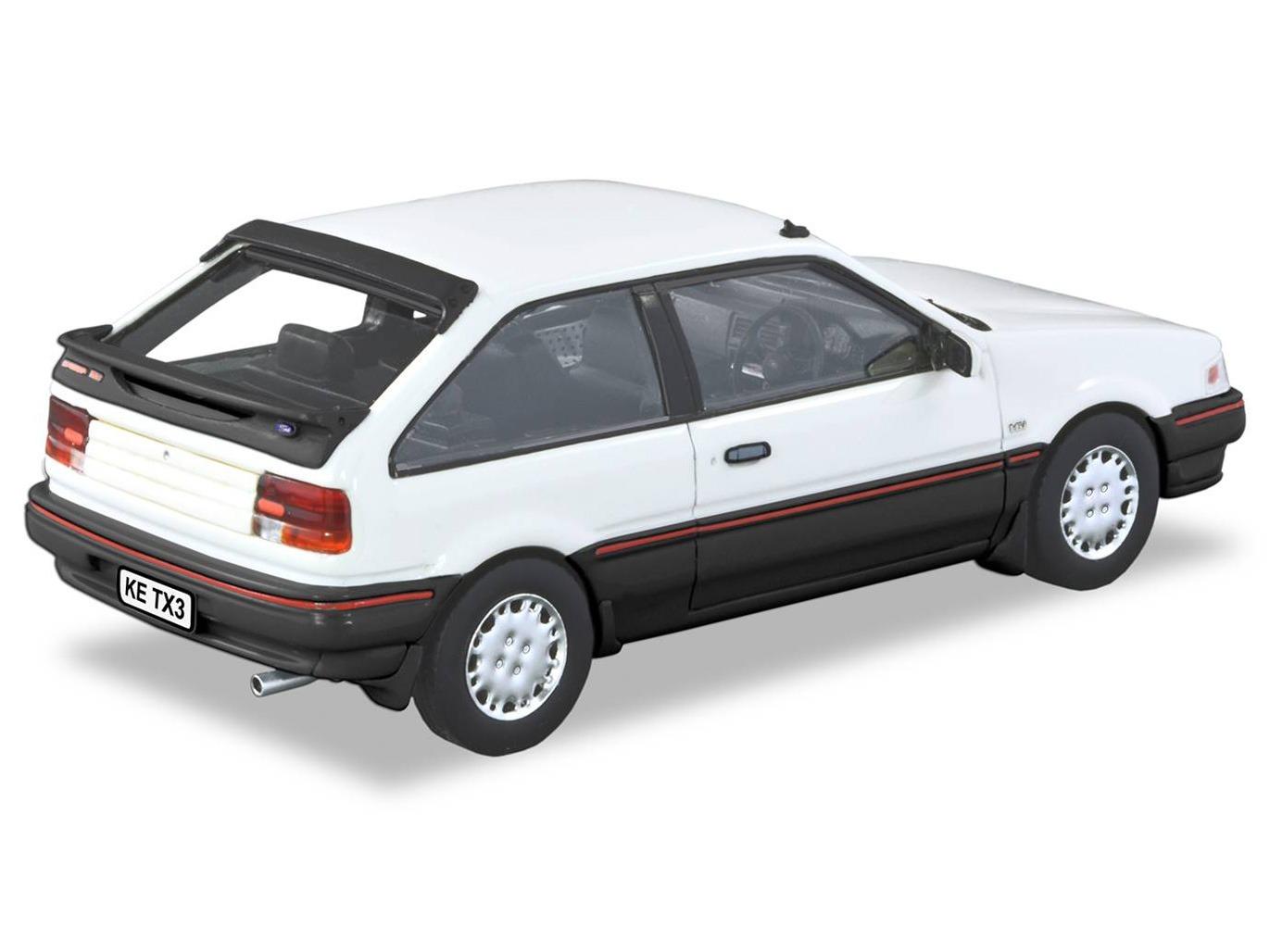 1988 Ford KE Laser TX3 – Stark White