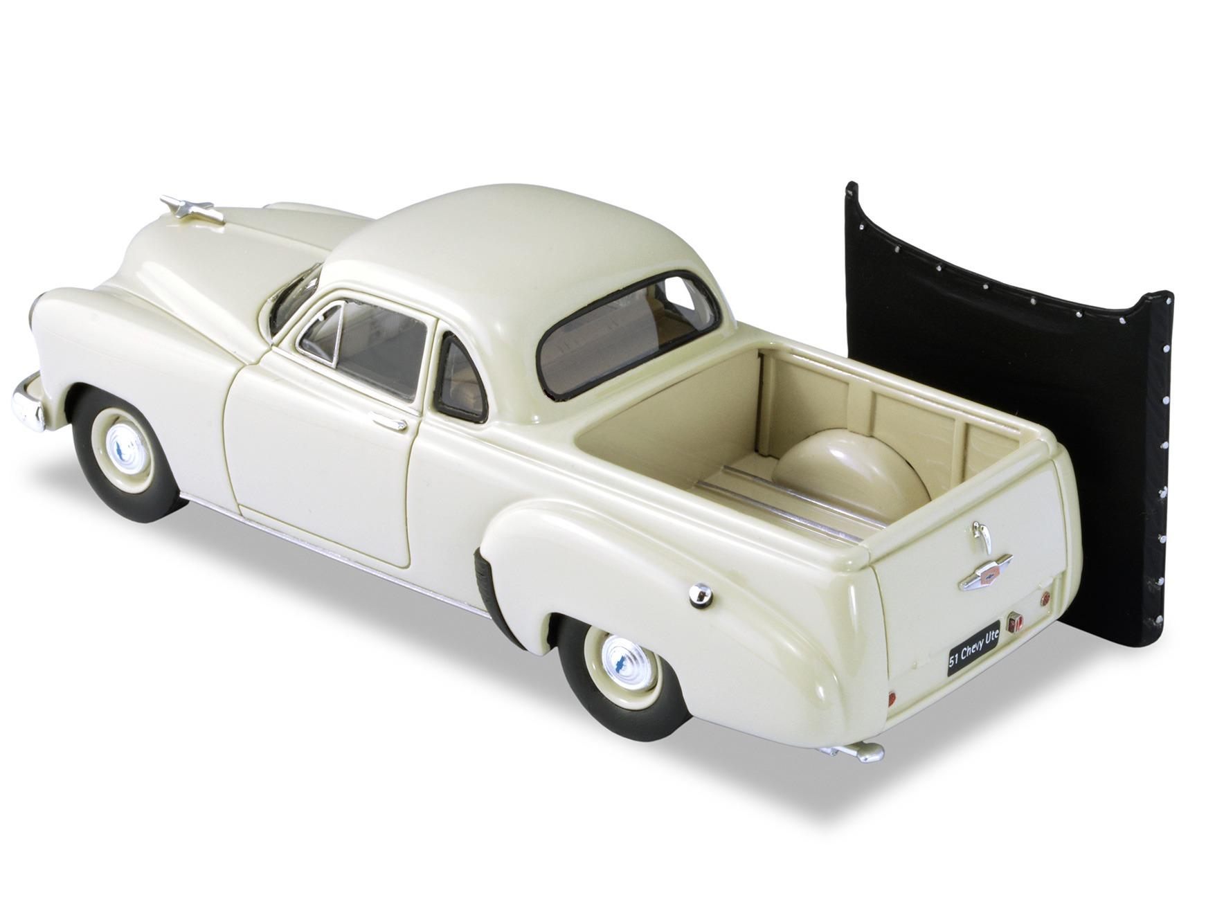 1951 Chevrolet Ute – Aztec Tan