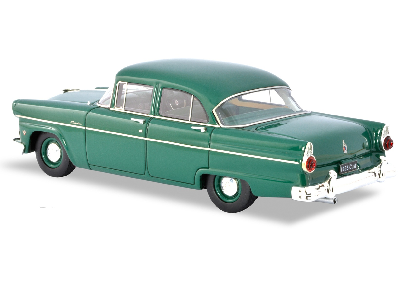 1955 Customline Sedan – Killarney Green