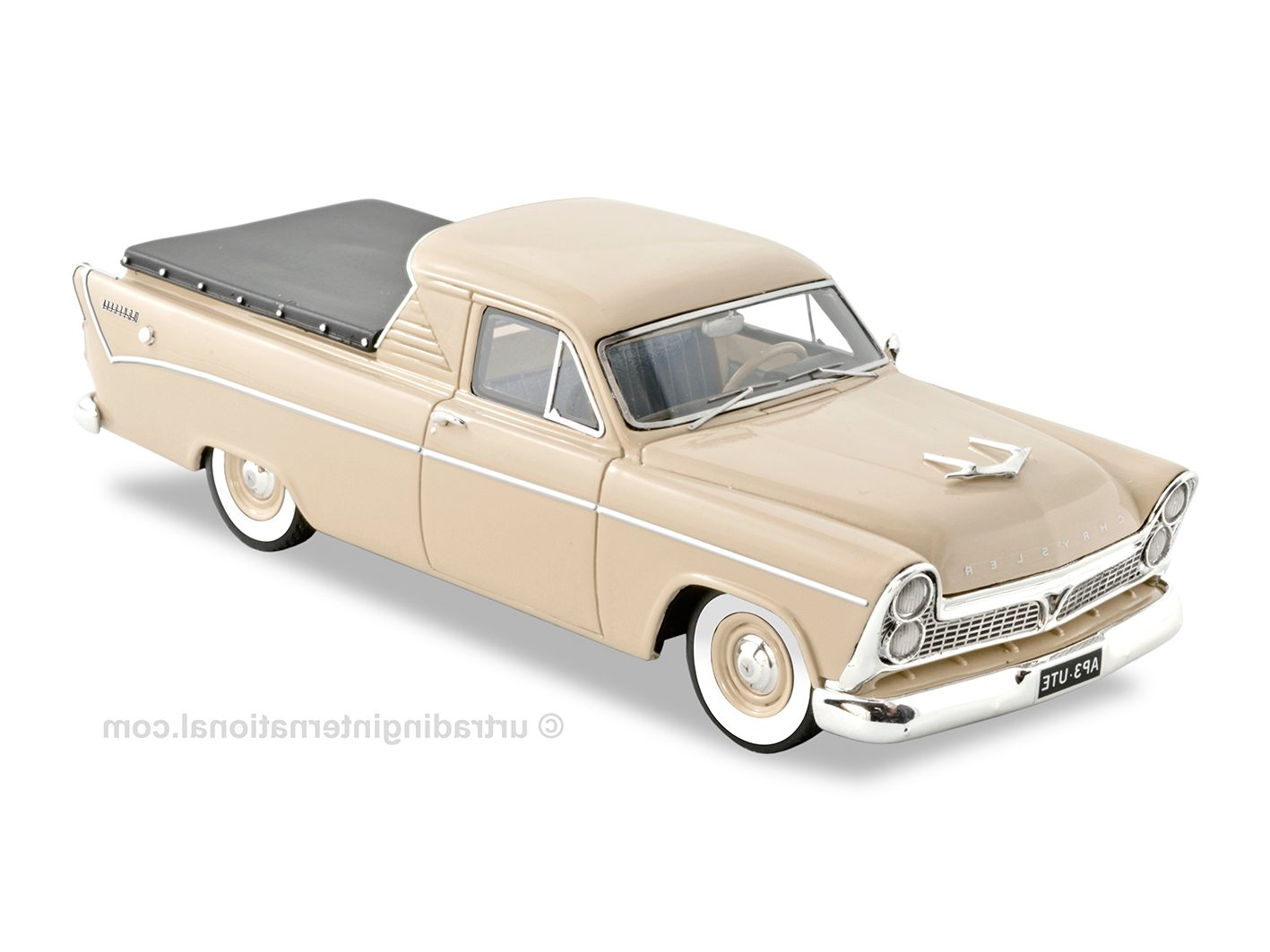 Chrysler Royal AP3 Wayfarer Ute – Canyon Beige