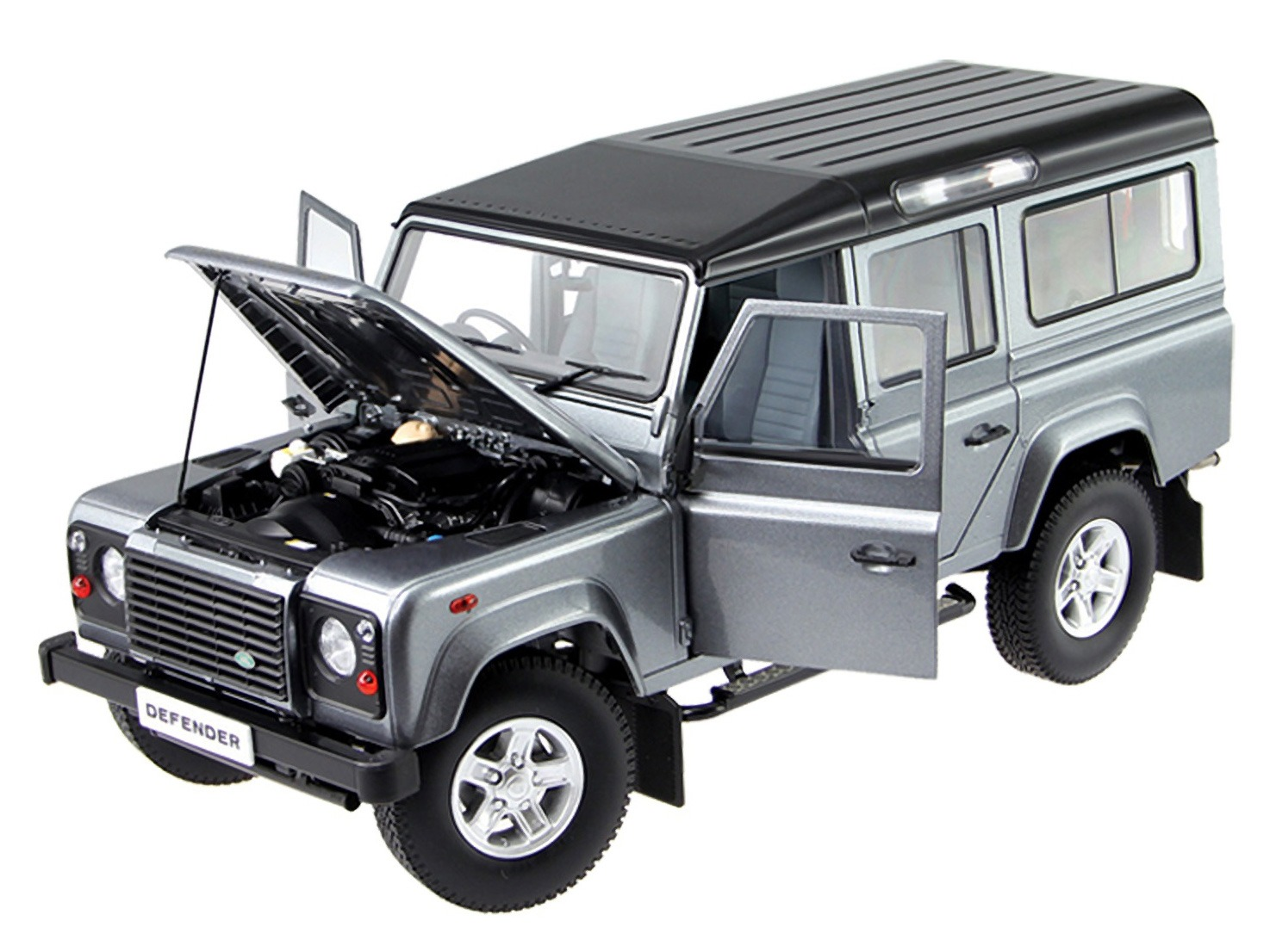 Land Rover Defender – Grey