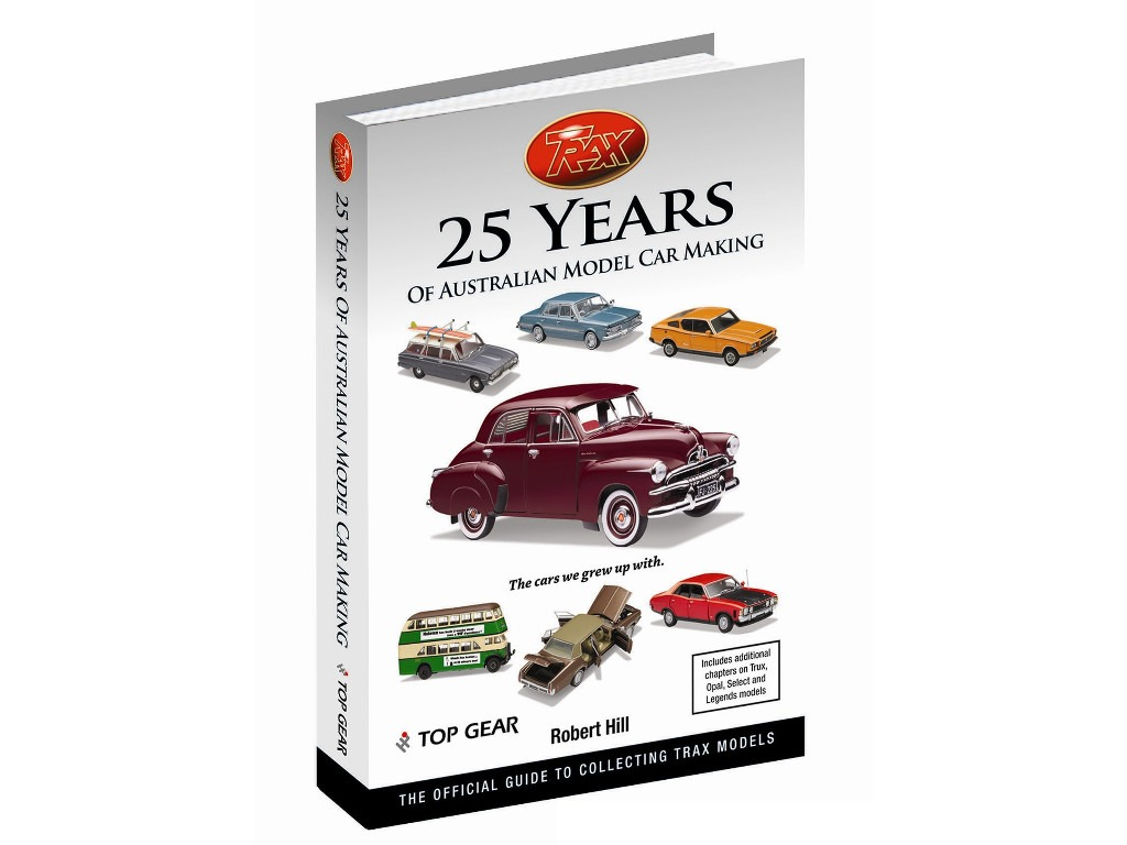Trax – 25 Years Of Australian Model Car Making