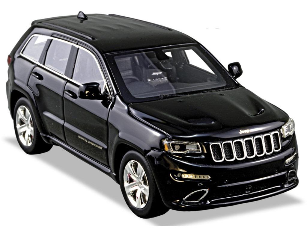 Jeep Grand Cherokee SRT8 – Black