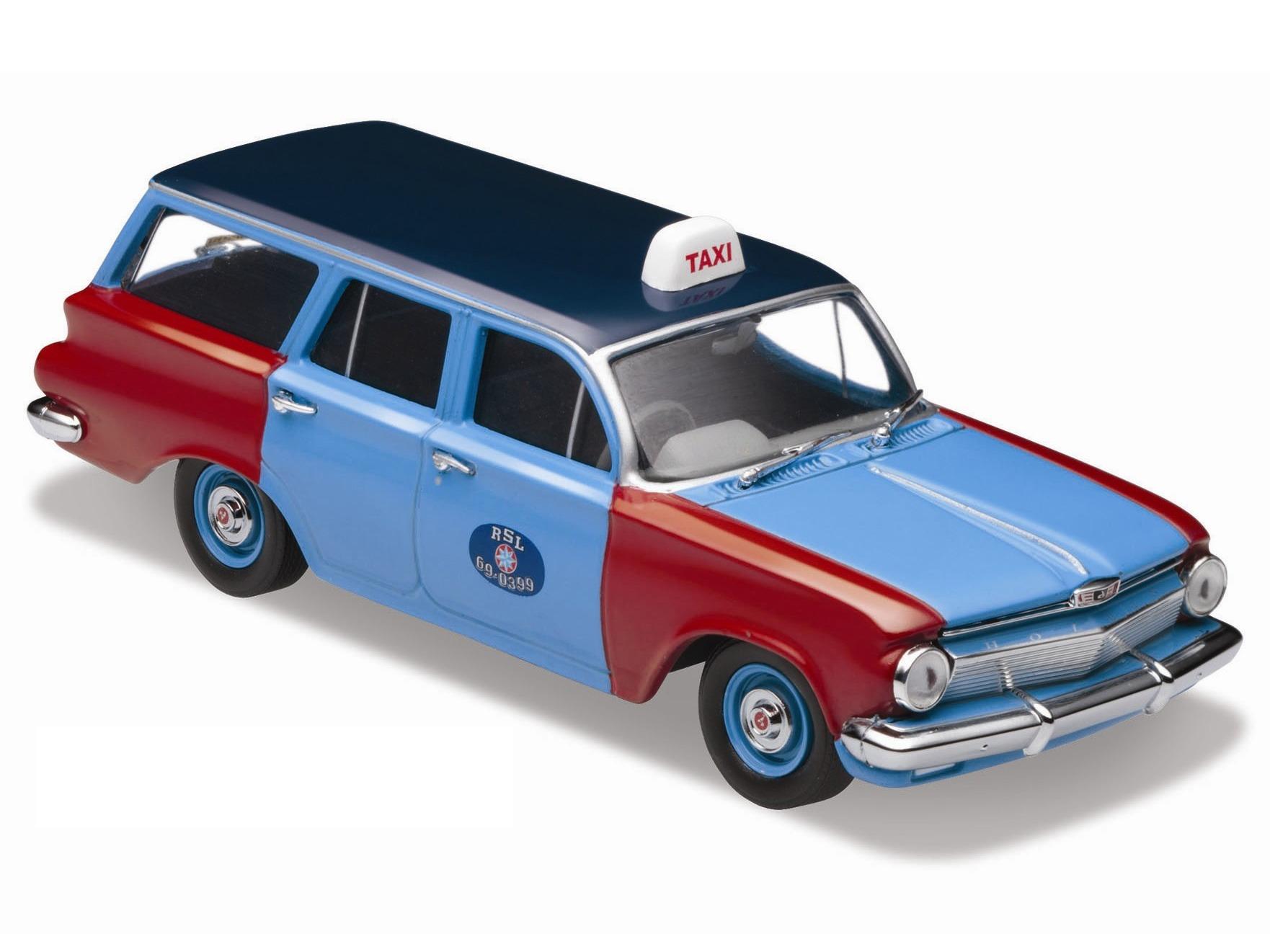 1962 Holden EJ Station Wagon – RSL Taxis Sydney