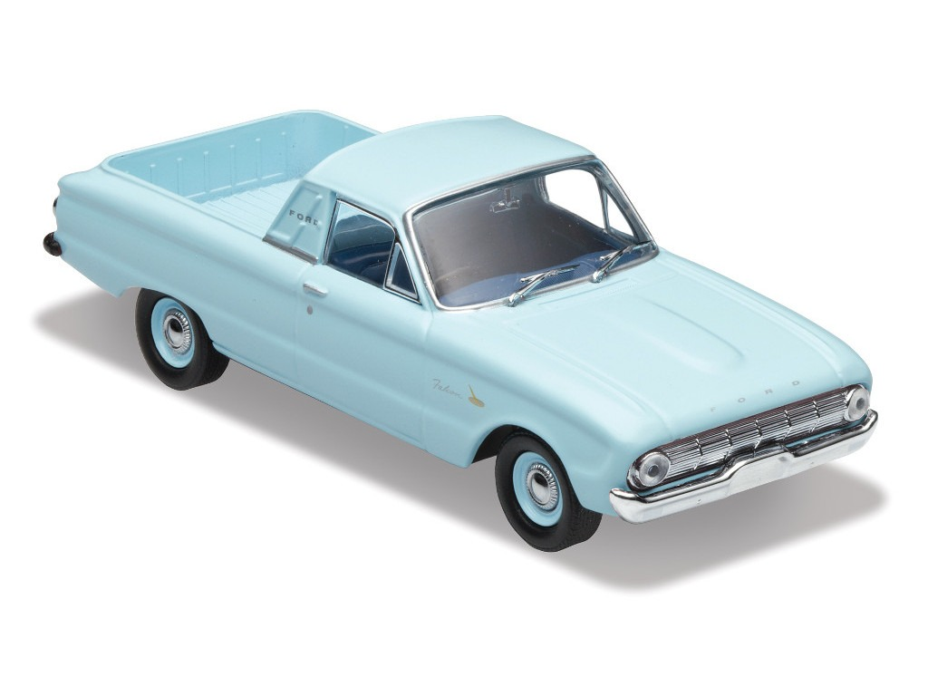 1962 Ford XL Falcon Utility – Reef Blue