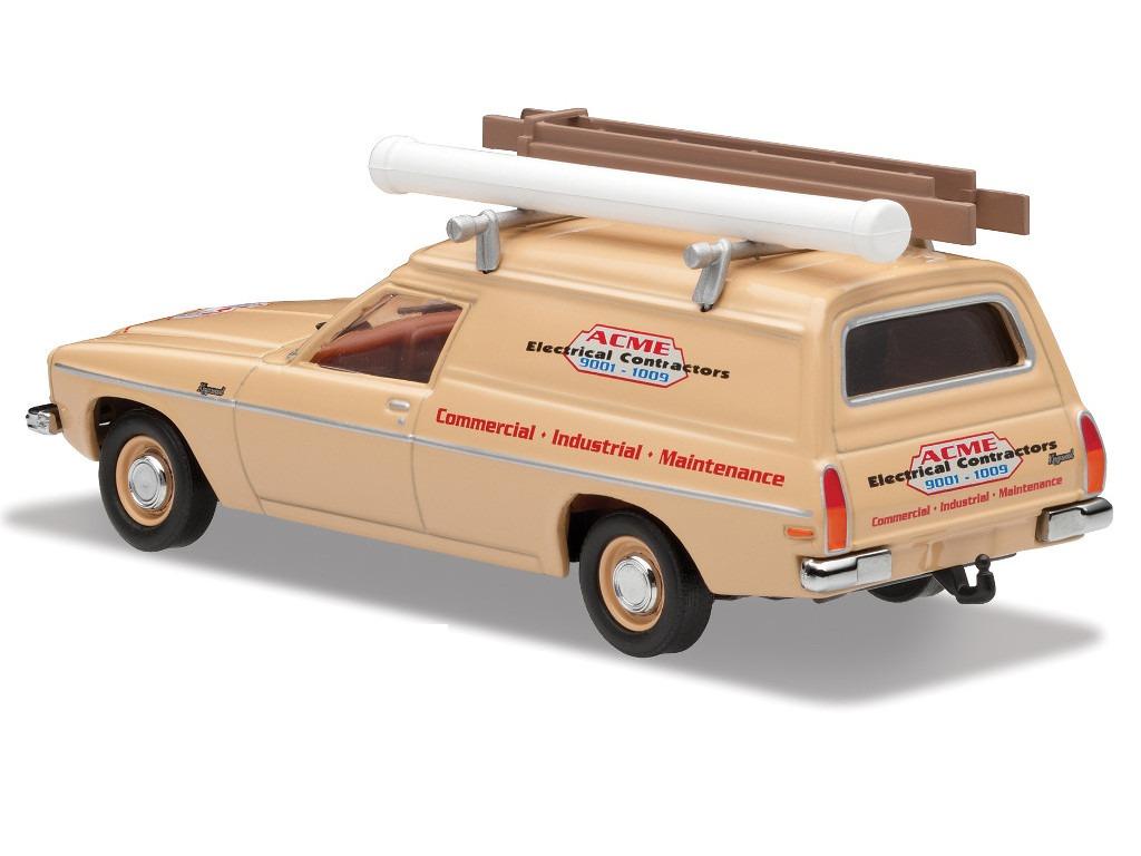 1976 Holden HX Sandman Van – Electrician Van – Buckskin Beige